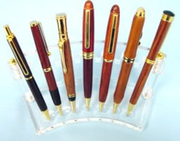 We can even engrave pens and pen cases